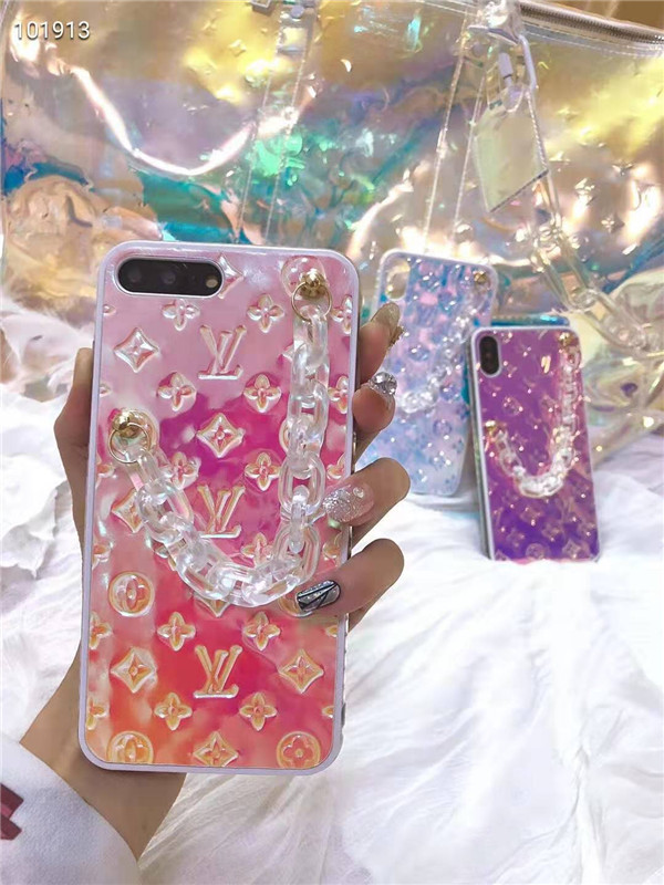 LV iphone11/iphone11pro/iphone11pro maxケース レーザー効果 可愛い