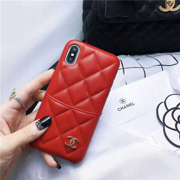 chanel iphone11/iphone11proケース カード収納 エレガンス